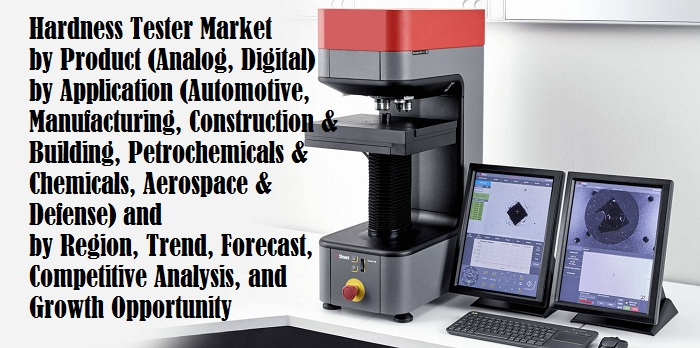 """<span class=""""entry-title-primary"""">Hardness Tester Market Report Reflecting Rising CAGR of 4.1% by 2024</span> <span class=""""entry-subtitle"""">Global Hardness Tester Market Report</span><span class=""""rating-result after_title mr-filter rating-result-43793"""" ><span class=""""no-rating-results-text"""">No ratings yet.</span></span>"""
